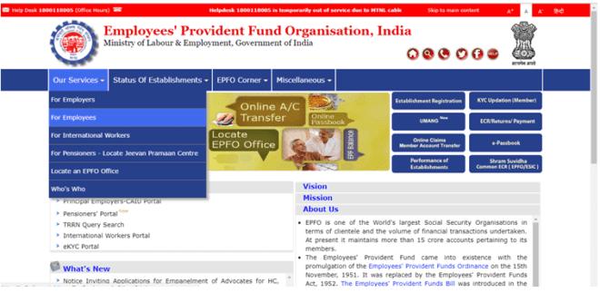 Provident fund