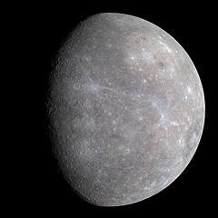 weight on Mercury