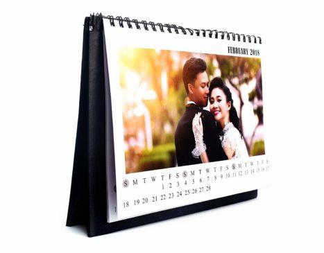 2018 Photo Calendar Personalised