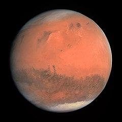 weight on Mars