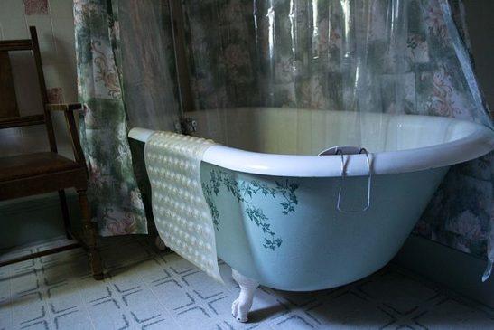 Bathtub phobia weird strange unusual