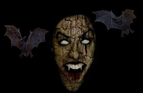 vampire phobia strange weird unusual