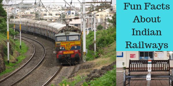 indian railways fun facts