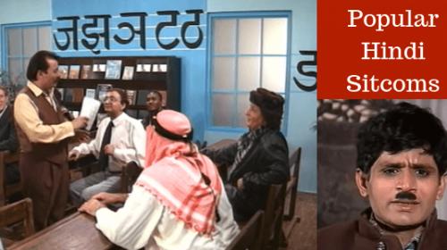 Popular Hindi Sitcoms