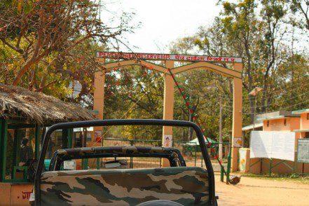 Best safari parks in India