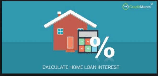 interest on home loan