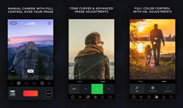 musecam photo editing app