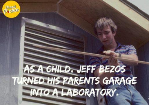 jeff bezos career