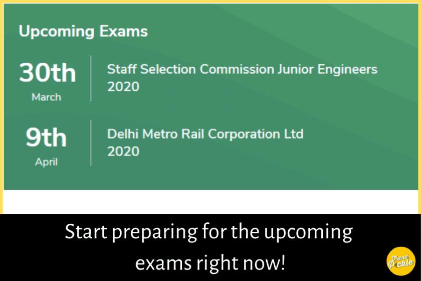 government exams preparation