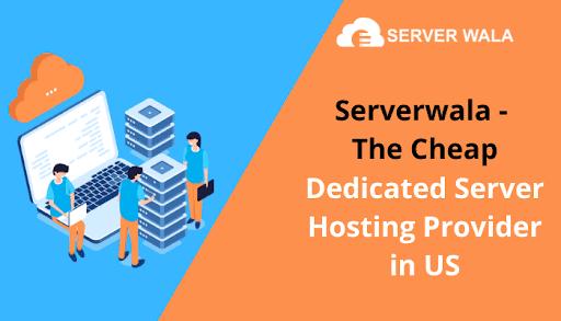 Cheap Dedicated Server Hosting Provider